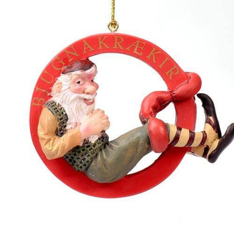 Sausage Thief - Yule Lad Ornament, Yule Lad Ornament - icelandicstore.is