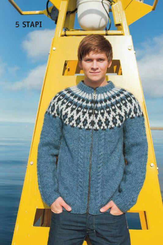 Stapi - Custom made Icelandic Sweater, Men's Custom Sweaters - icelandicstore.is