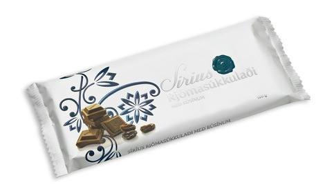 Noi Sirius Chocolate - Raisins, Icelandic Candy - icelandicstore.is