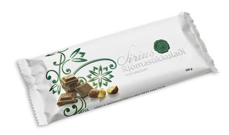 Noi Sirius Chocolate - Nuts, Icelandic Candy - icelandicstore.is