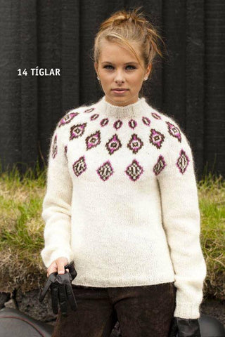 Tiglar - Custom made, Women's Custom Sweaters - icelandicstore.is