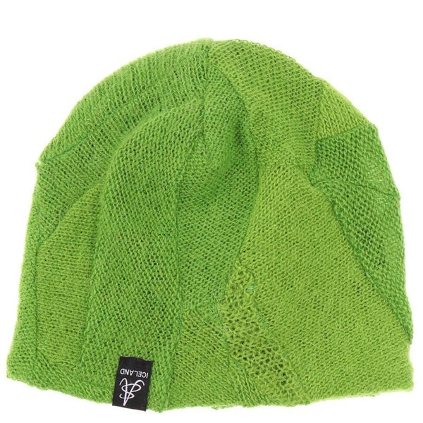 Wool Hat - Green, Icelandic Wool Hat - icelandicstore.is