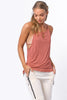 Gisele Cut Out Tank