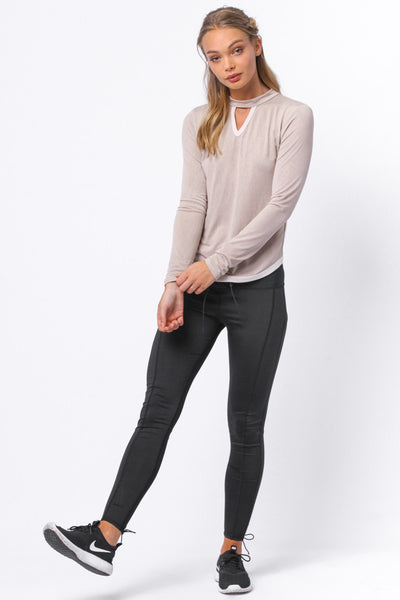 Elize Long Sleeve Top