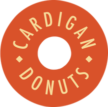 Illustrated donut