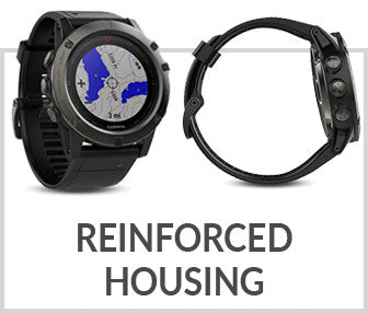 Garmin fenix 5X Reinforced Housing