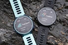 Garmin fenix 5 features specific triathlon/duathlon training modes