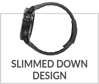 Garmin fenix 5X Slim Design