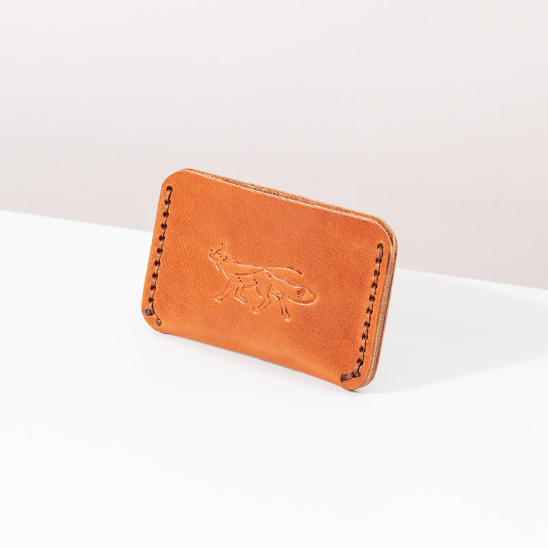 Simple Wallet - Cognac