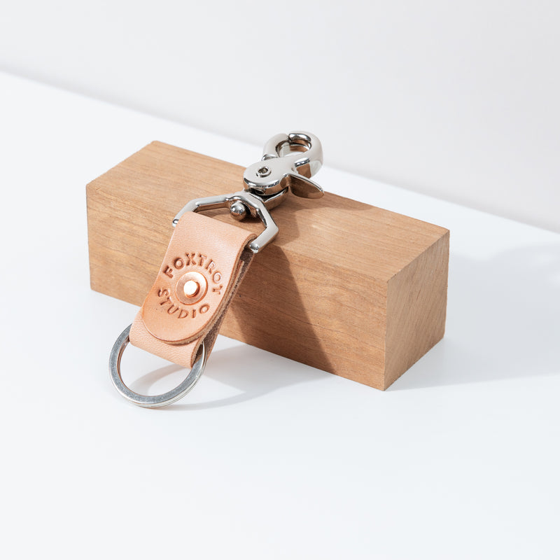 Simple Key Clip - Natural