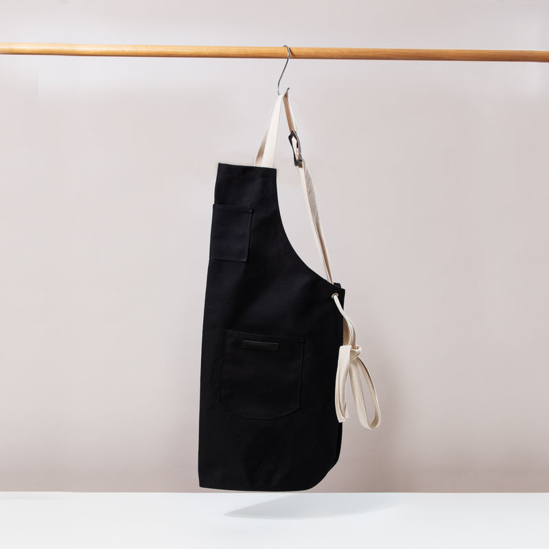 Cafe Apron - Black