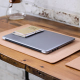 Leather Deskpad - Natural