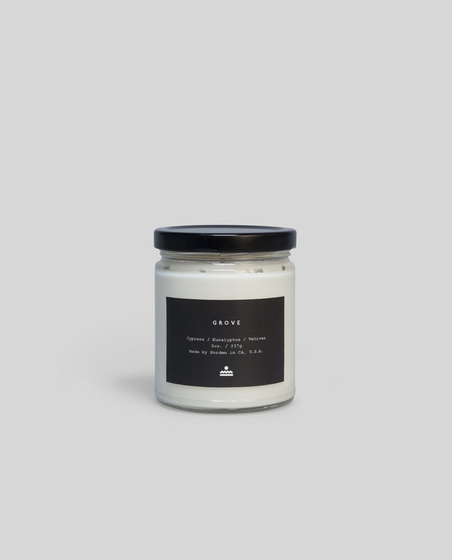 Norden Grove 8 oz. Jar Candle