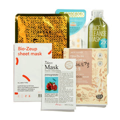 ANTI-AGEING PREMIUM SHEET MASK SET