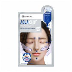 AQUA CHIP CIRCLE POINT MASK