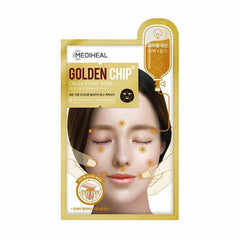 GOLDEN CHIP CIRCLE POINT MASK
