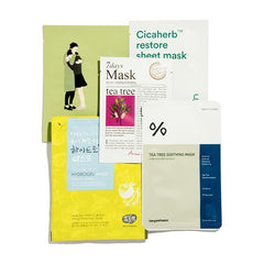 PROBLEM SKIN PREMIUM SHEET MASK SET