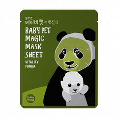 Baby Pet Magic Mask Sheet - Vitality Panda