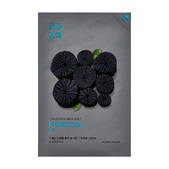 PURE ESSENCE SHEET MASK - CHARCOAL