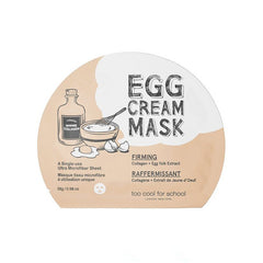 EGG CREAM MASK – FIRMING