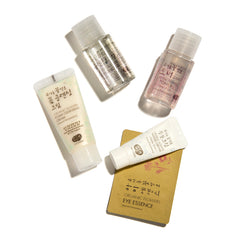 Whamisa Organic Starter Kit - normal to combination skin