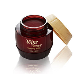 Wine Therapy Sleeping Mask - Red Wine
