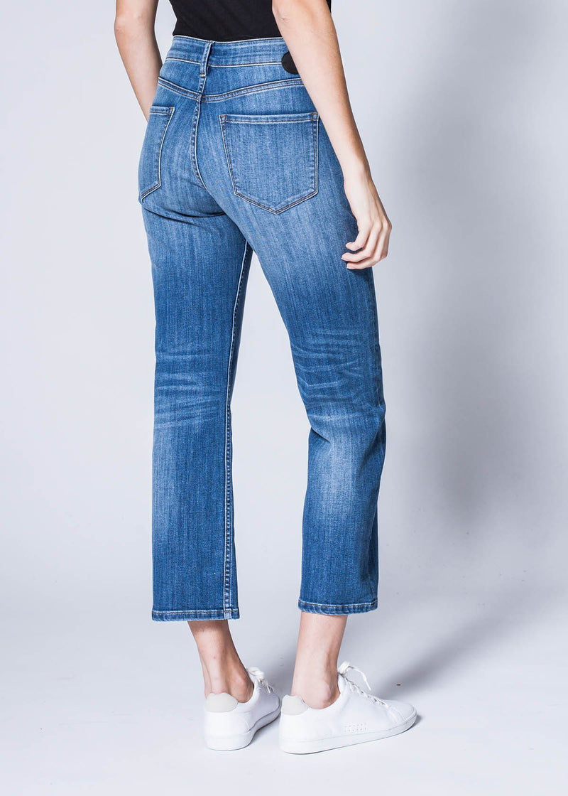 Dish by DUER Adaptive Denim High Rise Straight