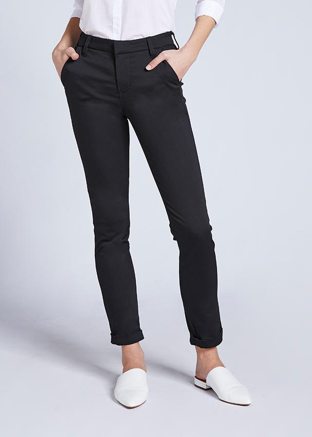 Dish by DUER Never Fade Trouser - Black