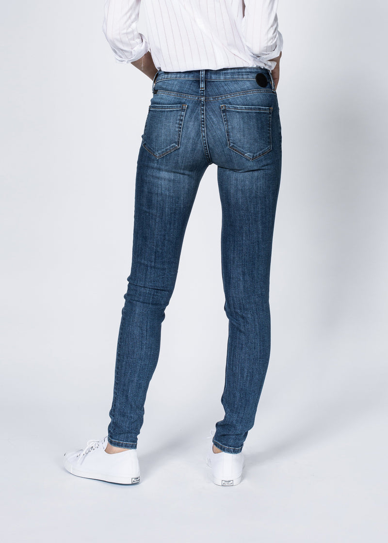 Dish by DUER Adaptive Denim Skinny - Salt Spring