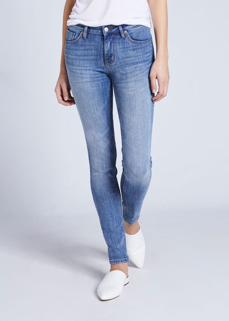 Dish by DUER Mid Rise Skinny - Cortez