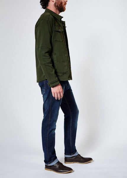 No Sweat Jacket - Olive