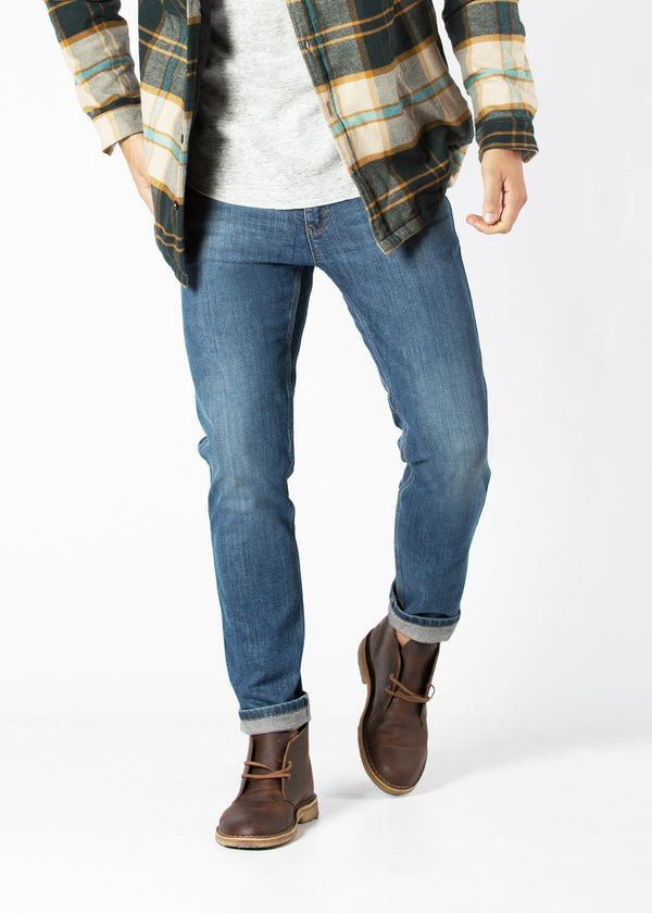 Fireside Denim Slim - Lakeshore