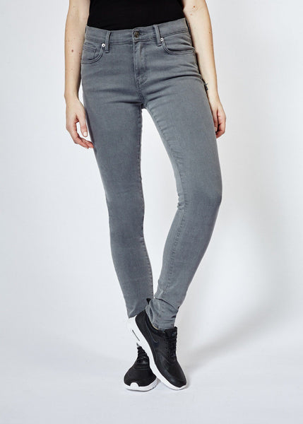 No Sweat Pant Skinny - Pebble Grey