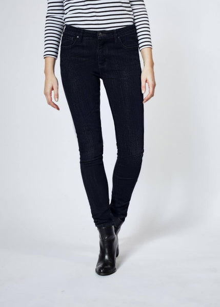 Performance Denim Skinny - Eclipse
