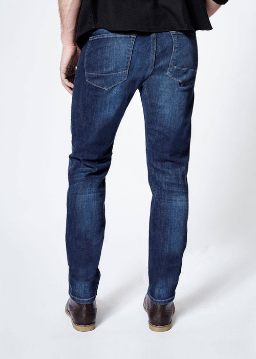 Performance Denim Slim - Dark Stone