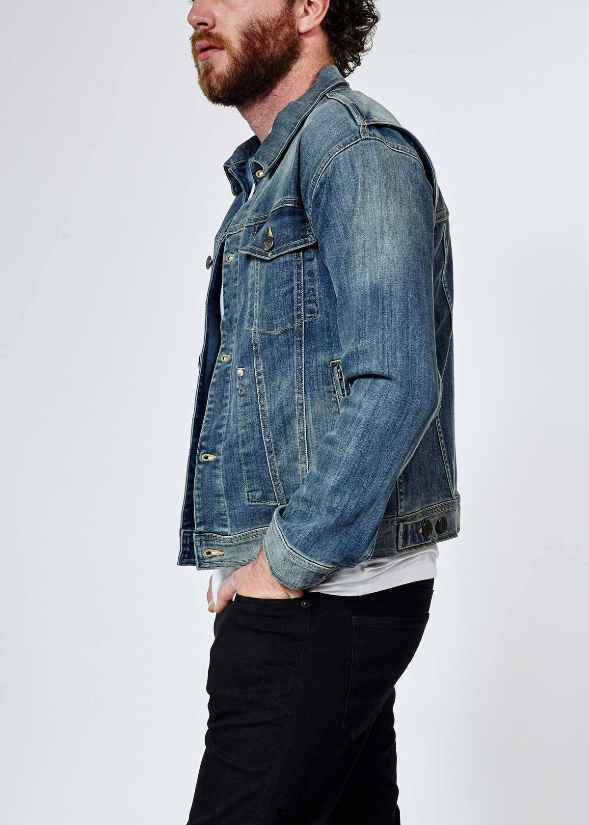 Stay Dry Trucker Jacket - Vintage