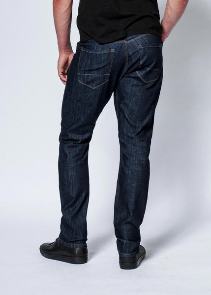 Stay Dry Denim Relaxed - Indigo Rinse