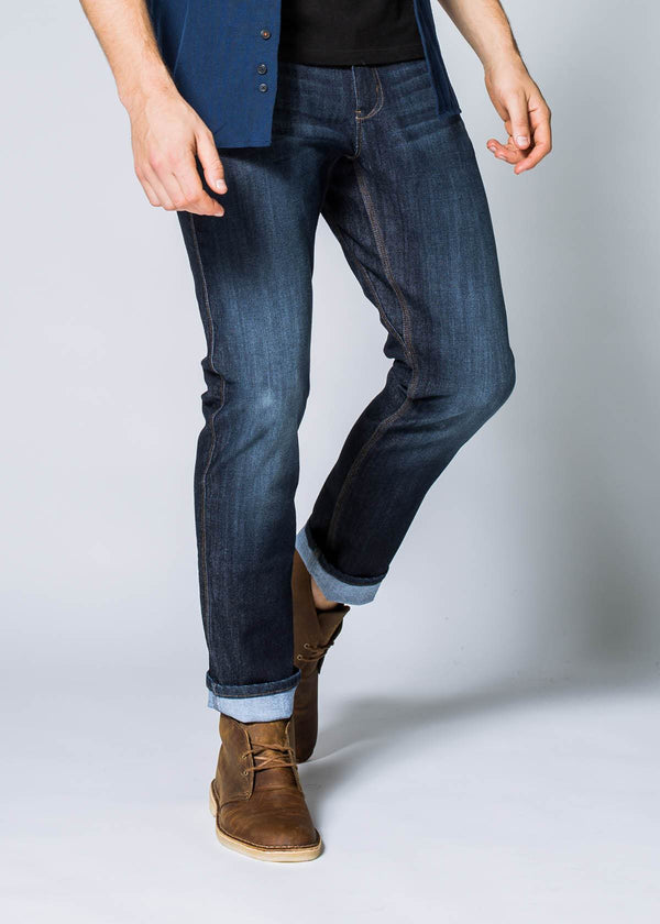 Performance Denim Slim - Dusk