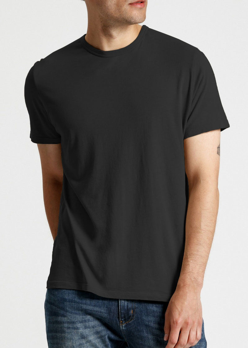 mens soft lightweight t shirt front