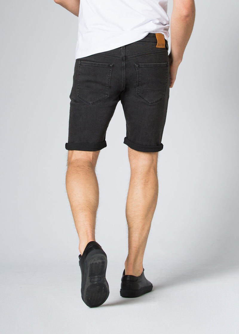 "12"" Performance Denim Commuter Short - Volcanic"