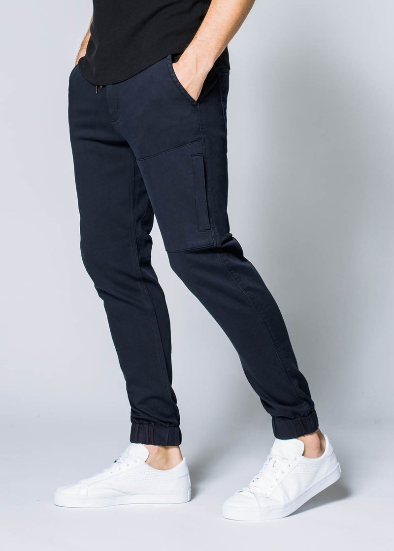 No Sweat Jogger - Navy