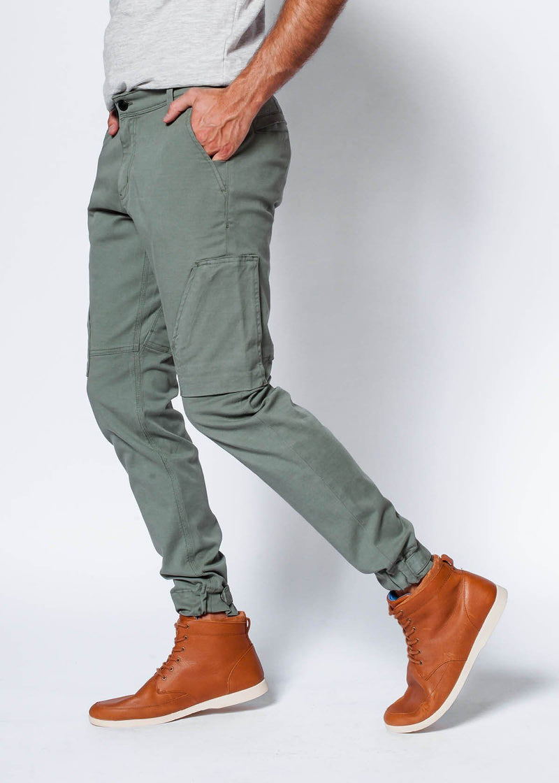 Live Lite Adventure Pant - Fatigues