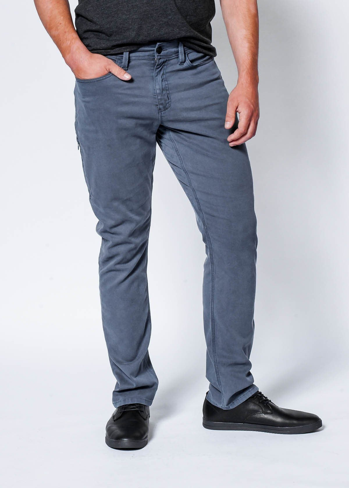 Live Lite A/C Pant Relaxed - Storm