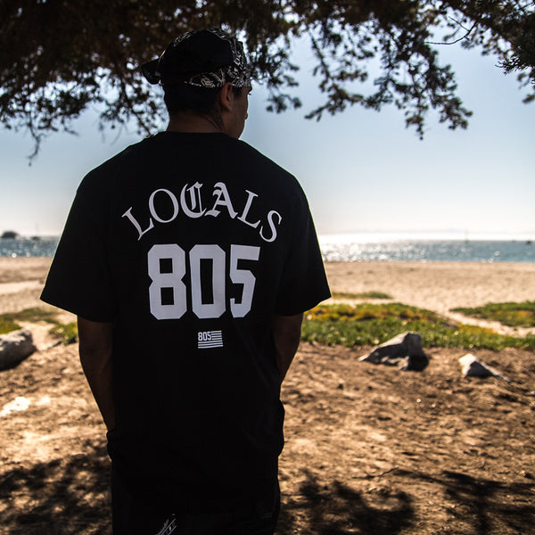 Online restock on the CA Locals t shirt.