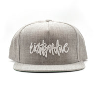 Eightzerofive Script Hat In Grey