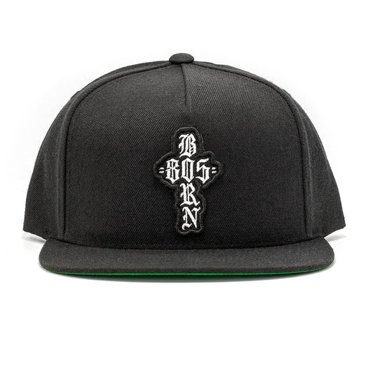 805 BORN Hat Black With Patch - PRE ORDER
