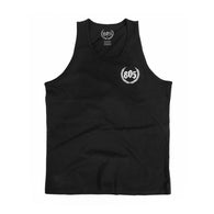 805 Crest Men's Tank Top In Black