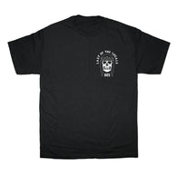 805 Skull Tee In Black - 805 CLOTHING