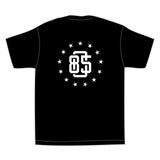 805 Athletic Tee In Black - 805 CLOTHING