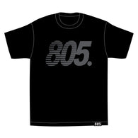 805 Balance T Shirt In Black - 805 Clothing